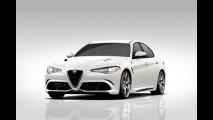 Alfa Romeo Giulia Quadrifoglio, il configuratore USA