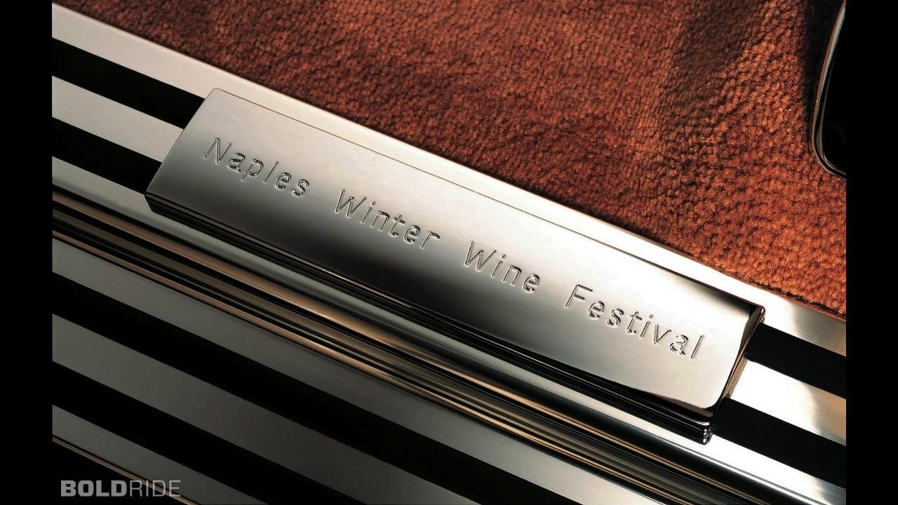 Rolls-Royce Phantom Naples Winter Wine Festival