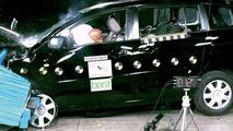 Mazda5 NCAP Crash Test