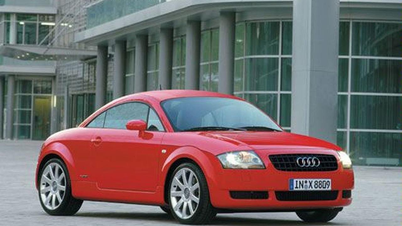 Audi TT S-Line