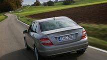 Mercedes C 350 CGI BlueEFFICIENCY