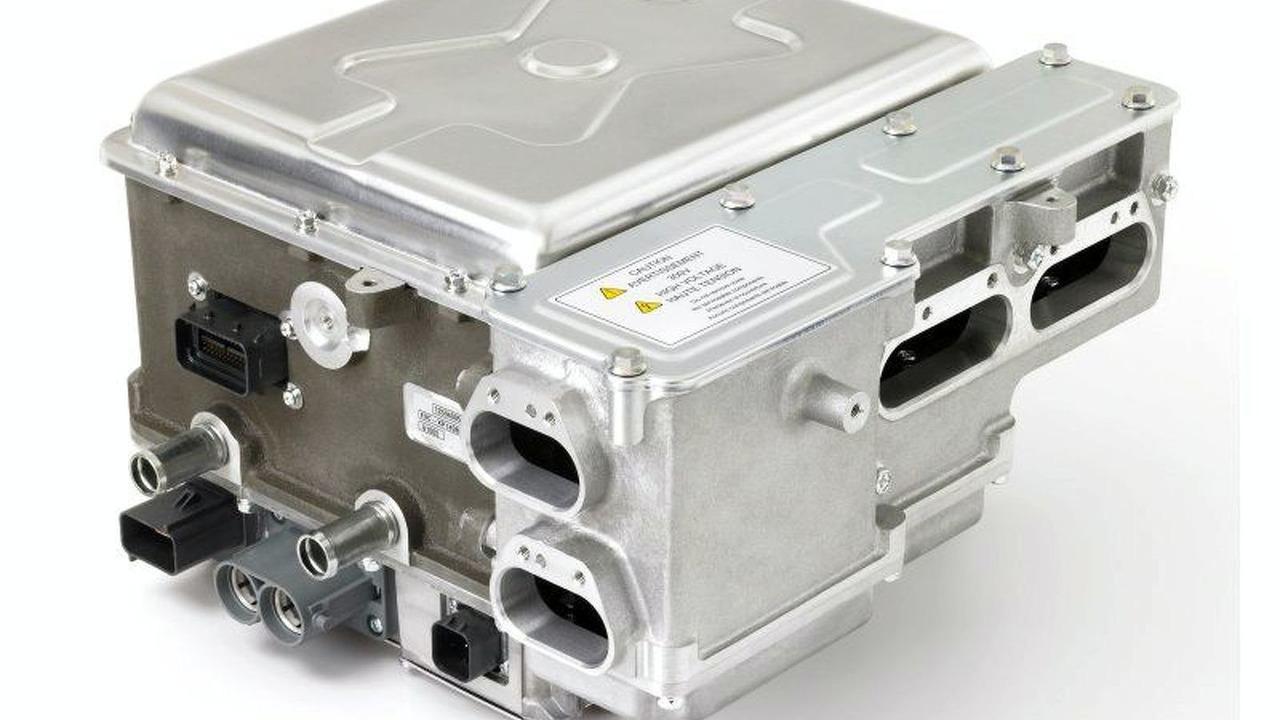 ECVT for Hybrids - Traction Power Inverter Module