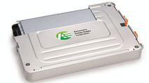 Nissan lithium-ion battery