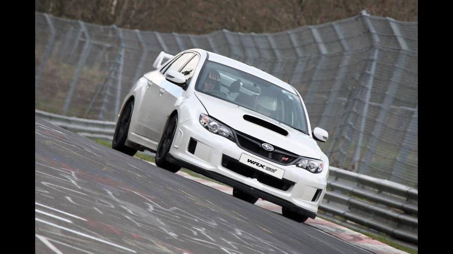 Subaru WRX STi: un corpo solo, due anime