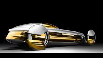 Mercedes Silver Flow