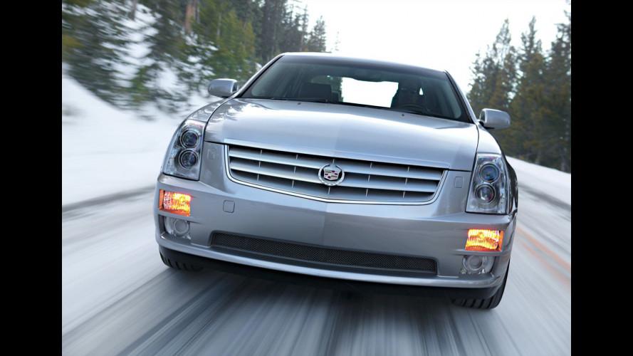 Cadillac STS AWD