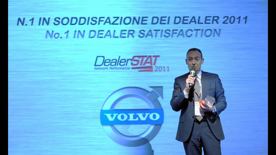 Volvo è il primo brand per soddisfazione dei concessionari