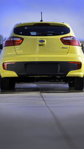 2016 Kia Rio hatchback and sedan unveiled at Chicago Auto Show