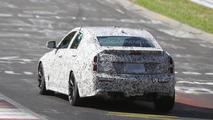 2016 Cadillac ATS-V Sedan spy photo