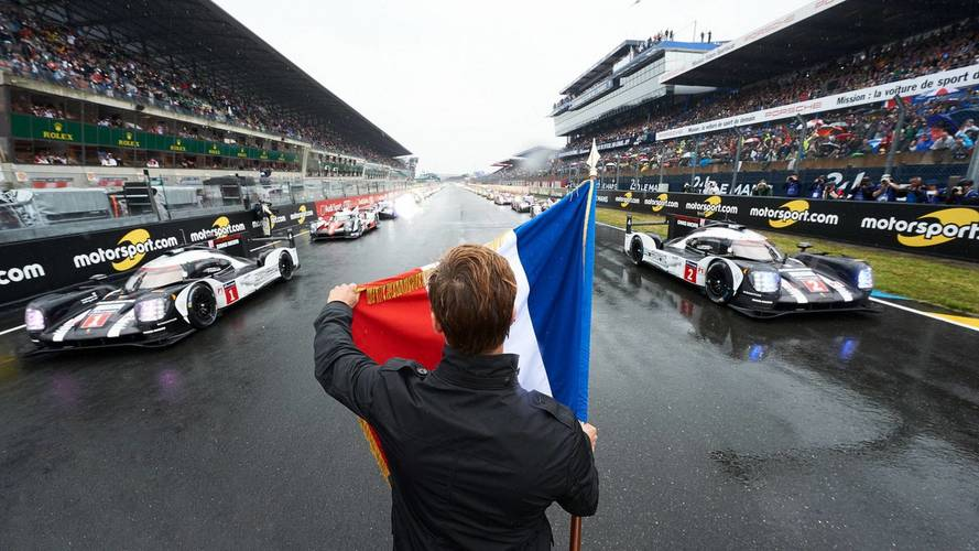 Motorsport.tv Now Streaming Entire Film Catalog Of The 24 Hours Of Le Mans