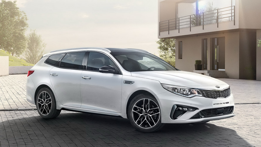 Kia Optima Facelift
