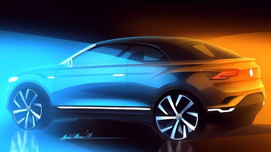 Volkswagen T-Roc Cabrio SUV'u için yatırım yapıyor