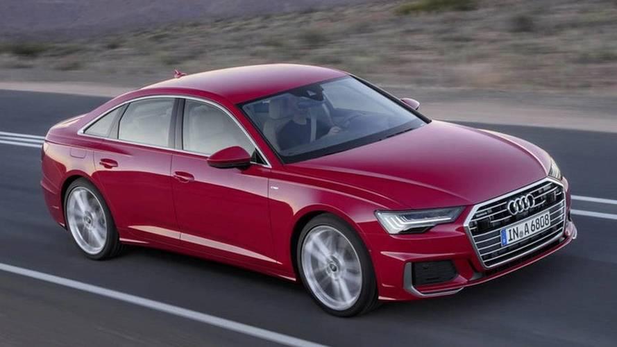 2018 Audi A6'nın resmi tanıtım görüntüleri sızdırıldı