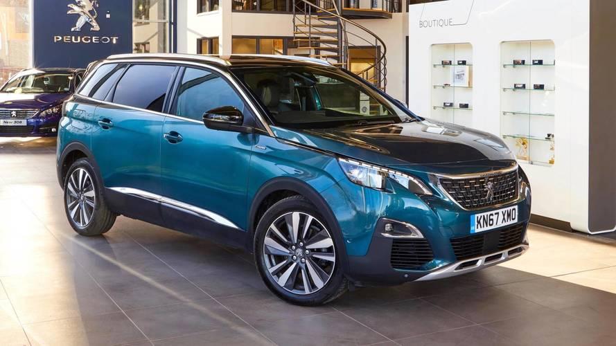 Peugeot 3008 and 5008 get new GT Line Premium trim