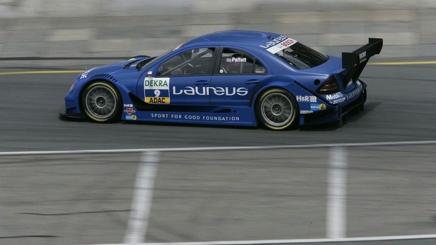 Mercedes to Auction DTM C-Class