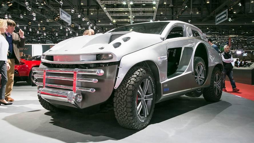 Sbarro 4x4+2 Concept