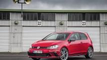 VW Golf GTI Clubsport S, Nürburgring'de en hızlı önden çekişli otomobil rekorunu kırdı