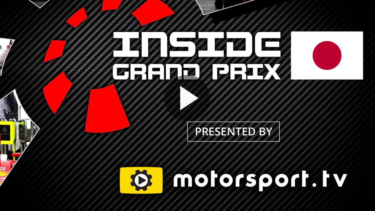 Inside Grand Prix 2016: Japan