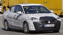 2018 Opel Corsa Sedan casus fotoğrafları