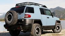 2014 Toyota FJ Cruiser Trail Teams Ultimate Edition