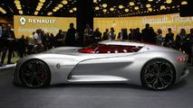 Renault Trézor Concept Paris Motor Show