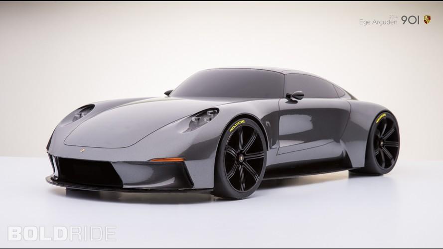 Porsche 901 Concept by Ege Arguden