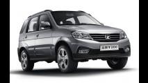 Zotye prepara chegada ao Brasil com hatch de R$ 24,6 mil e SUV de R$ 49,9 mil