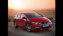 Honda: Inundações na Tailândia também atrasam lançamento do Civic hatch na Europa
