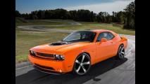 Série especial: Dodge Challenger Mopar 2014 se esgota em um dia