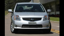 Nissan Sentra 2011 ganha novos equipamentos de série - Preço inicial continua R$ 54.900