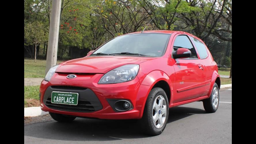 Garagem CARPLACE: Ford KA 2012