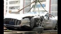 Agora só existem 76 Aston Martin One-77
