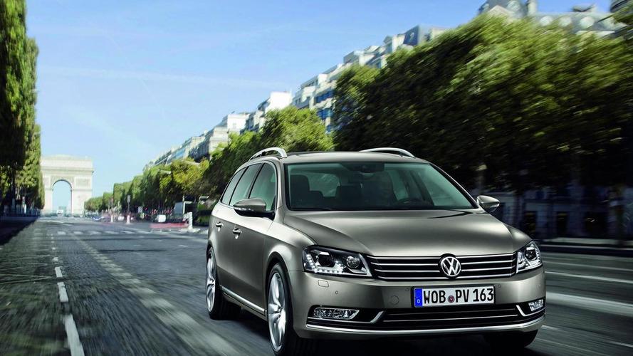 2014 Volkswagen Passat comes into focus - rumors