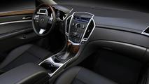 2010 Cadillac SRX Crossover Interior