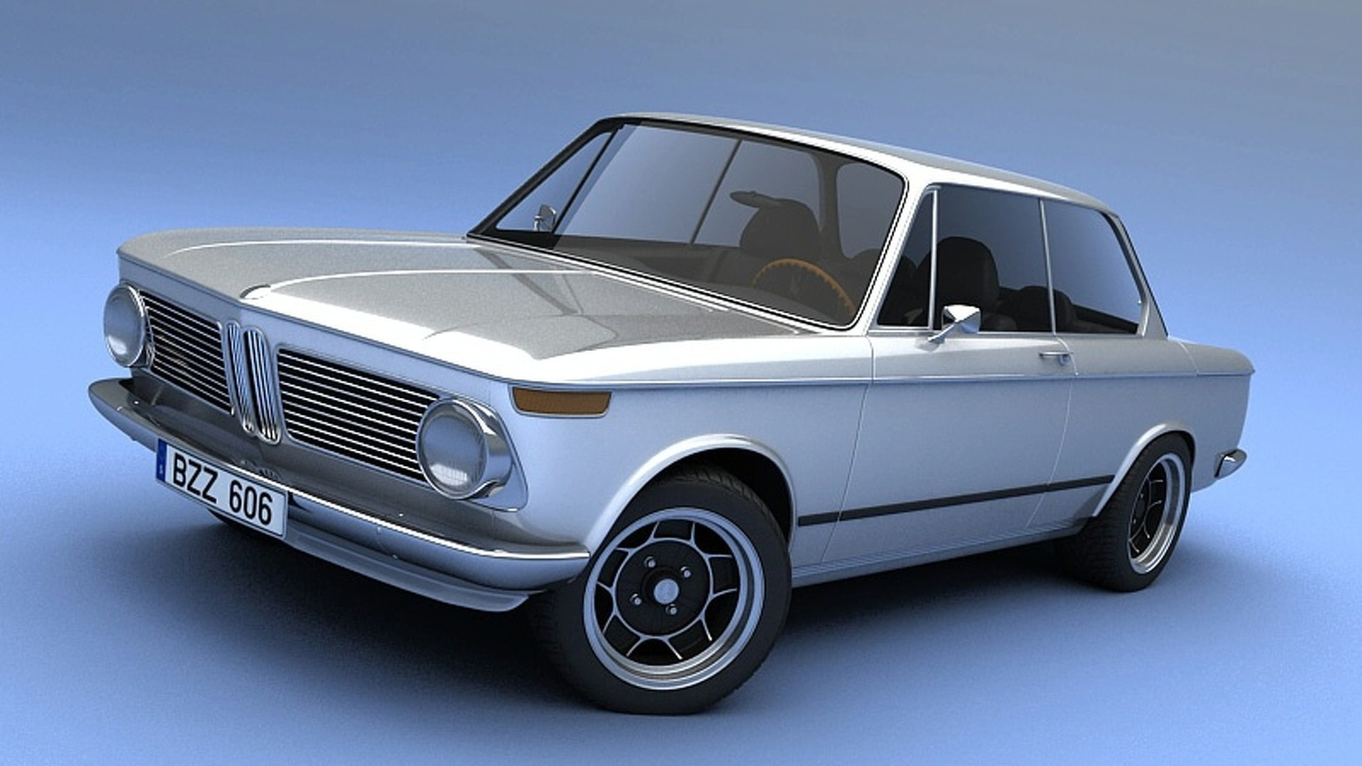 Bmw 2002 Tii For Sale >> 3D Rendered: Vizualtech Pays Tribute to BMW 2002