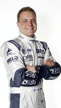 Valterri Bottas, Williams HQ, Williams team test driver, 29.01.2010