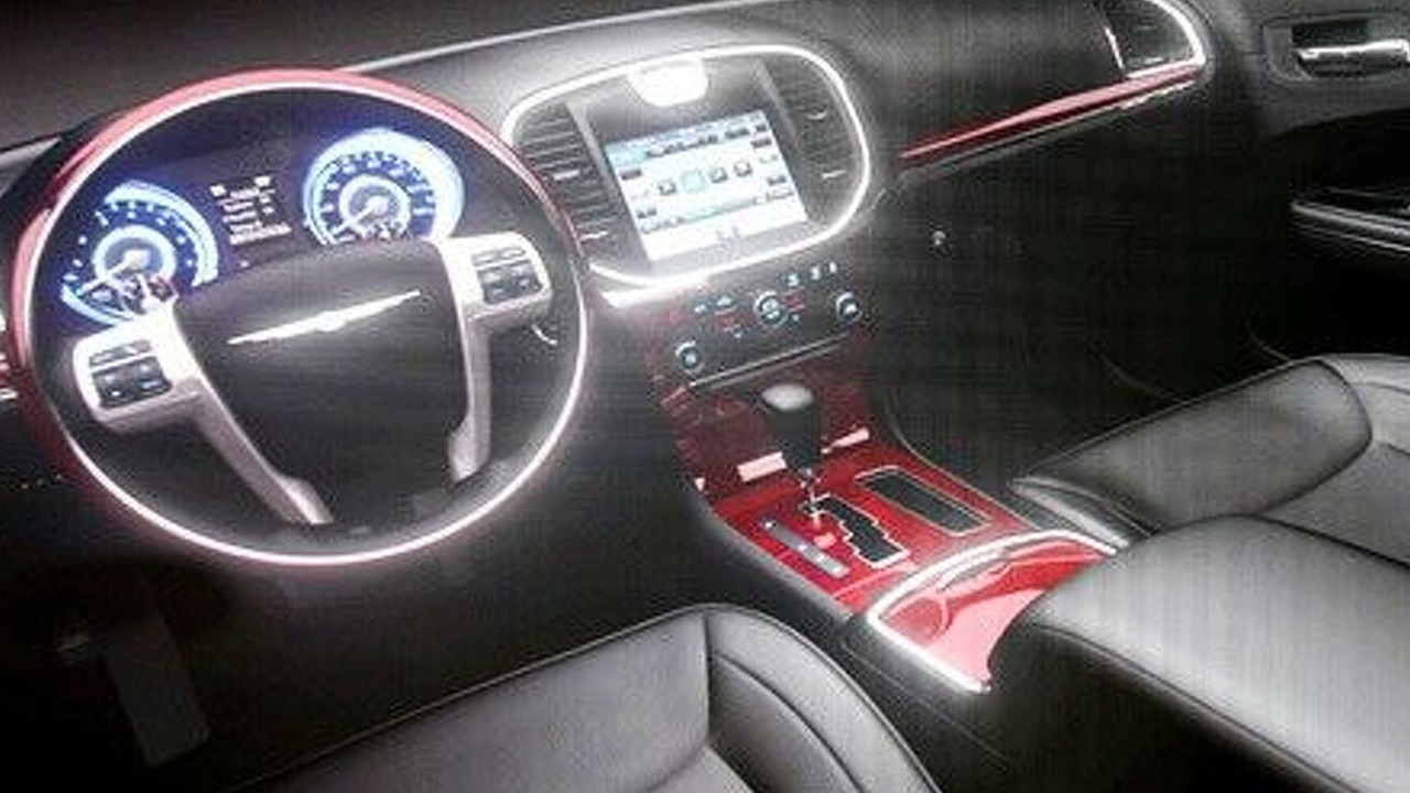 Next Generation Chrysler 300 Interior
