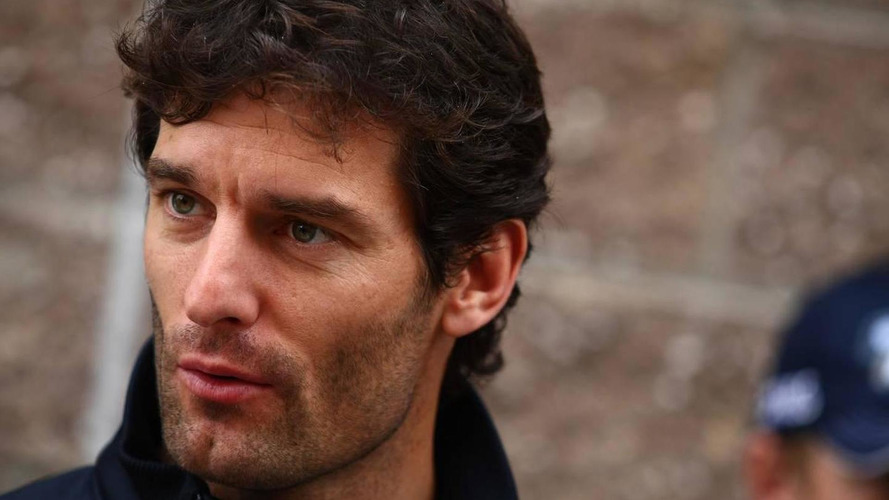 Relaxed Webber vows to keep pushing for title