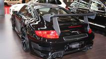 Techart GTstreet R Unveiled at Essen Motor Show
