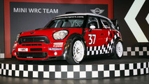 MINI Countryman WRC - 11.4.2011