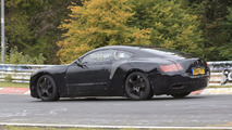 2018 Bentley Continental GT spy photo
