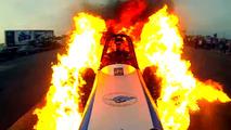 Fire Burnout Video