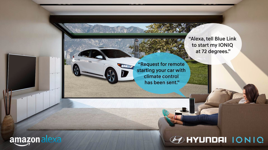 Amazon Alexa sayesinde artık Hyundai'niz ile konuşabileceksiniz