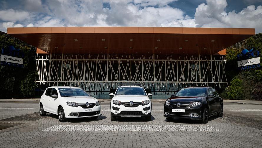 Vendas diretas em maio - Sandero cola no Onix e Uno volta ao G4