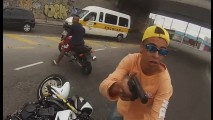 Assalto à mão armada é mais comum que furto de veículos, diz estudo