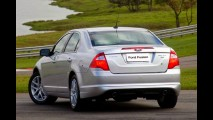 Desde o lançamento, em 2006, Ford Fusion é líder de vendas entre sedãs grandes