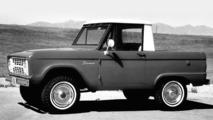 First-Generation Bronco