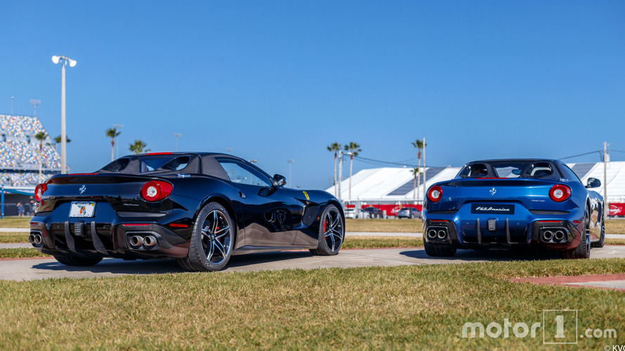 PHOTOS - Connaissez-vous les Ferrari F60 America ?
