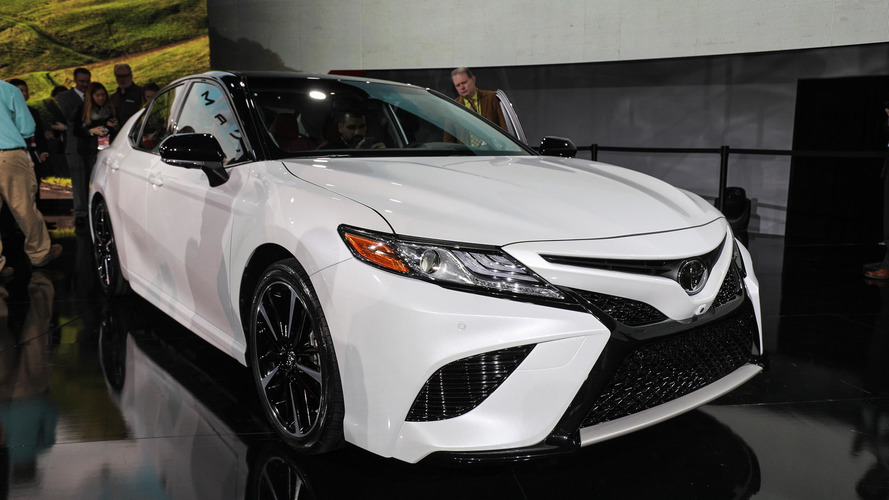 2018 Toyota Camry Detroit 2017 on toyota manufacturing usa