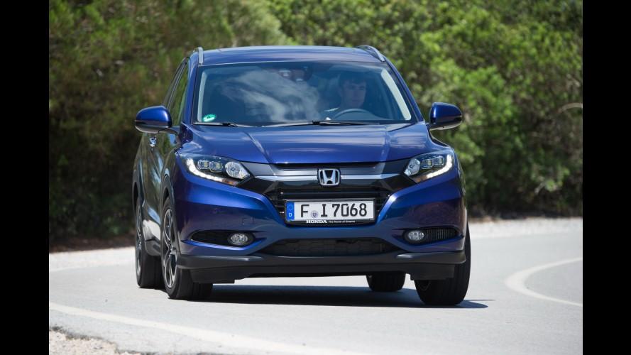 Mais refinado, HR-V europeu tem motor turbodiesel, LEDs e faróis com projetor